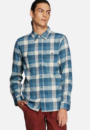Vans Alameda Shirt Blue