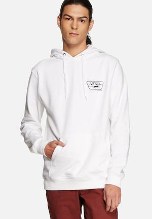 Vans Patch Hoodie Hoodies & Sweatshirts White
