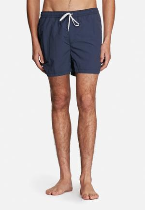 Jack & Jones Jeans Intelligence Malibu Swim Shorts Swimwear Navy