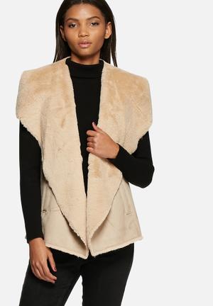 Sherpa waistcoat