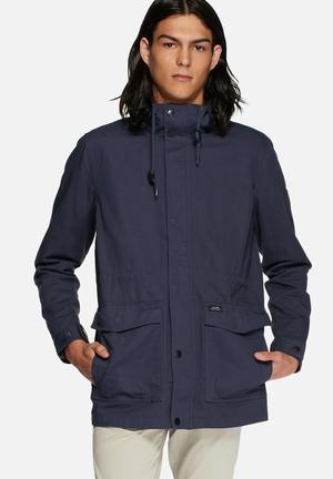 Globe Goodstock Fishtale III Jacket Blue