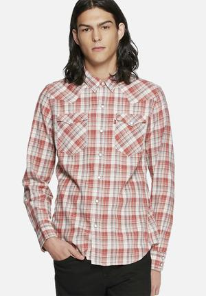 Levi's® Classic Western Shirts Red