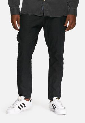 Only & Sons Tristan Tapered Chino Black