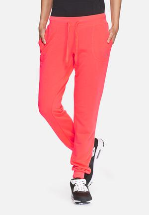 ONLY Play Josette Sweatpants Bottoms Pink