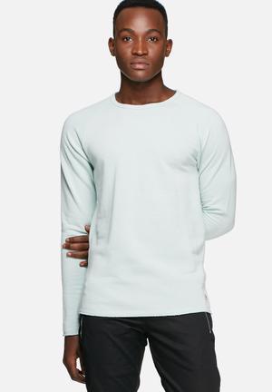 Jack & Jones Originals Sevan Sweater Hoodies & Sweatshirts Mint