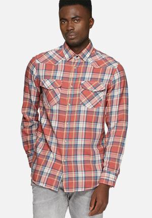 Belmont check shirt