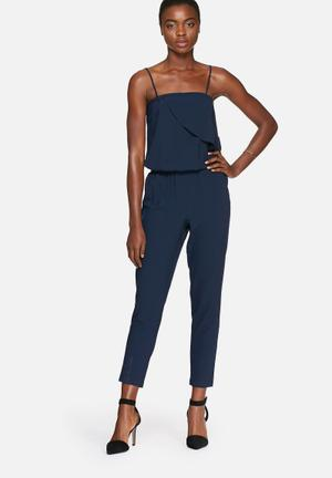 ONLY Ami Jumpsuit Navy
