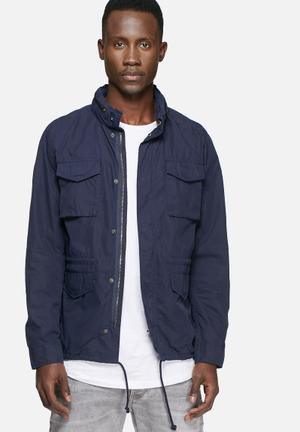 Only & Sons Lael Jacket Navy