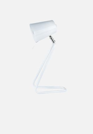 Present Time Z Table Lamp Lighting Metal