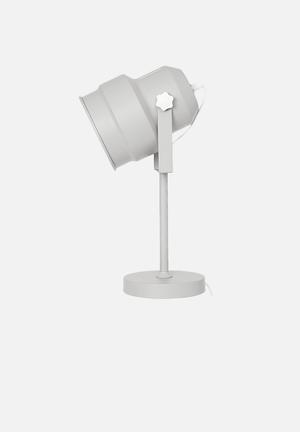 Present Time Studio Table Lamp Lighting Metal