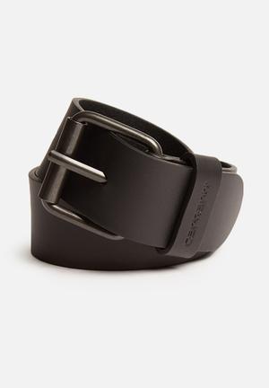 Carhartt WIP Script Belt Black