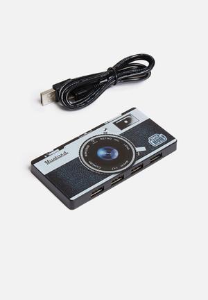 Mustard  Super Hub Camera Phone Accessories & USBs Plastic