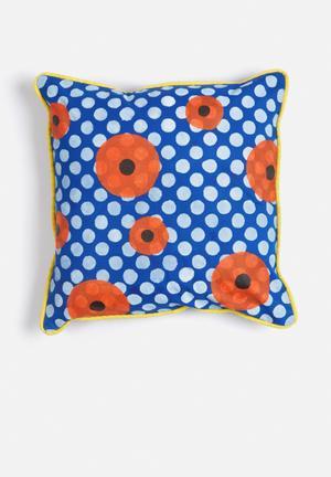 Scatterloader Zarah Cushion Hand-painted Cushions