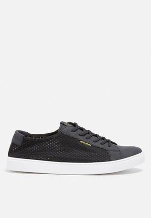 Jack & Jones Footwear & Accessories Sable Mesh Sneaker Black