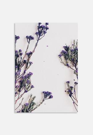 Sixth Floor Purple Art