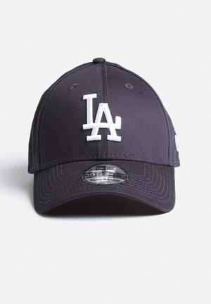New Era 39THIRTY LA Dodgers Headwear Navy