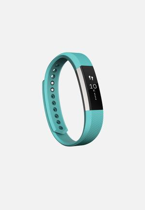 Fitbit Fitbit Alta Fitness Trackers & Accessories Teal & Silver
