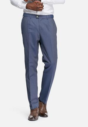 Selected Homme Nolan Trousers Pants Blue