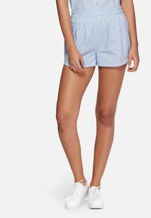 ADPT. Loveless Shorts Blue