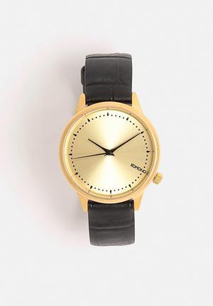Komono  Estelle Monte Carlo Watches Black