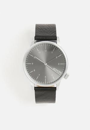 Komono  Winston Regal Watches Black