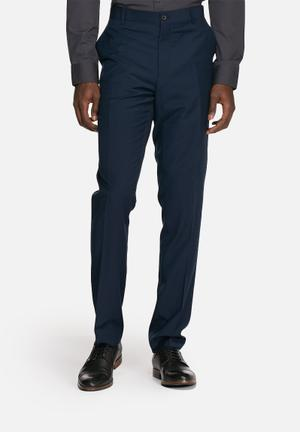 Casual Friday Max Suit Trousers Pants Navy