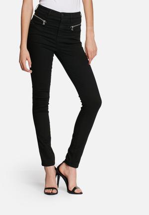 Diesel  Skinzee Xtra Jeans  Black