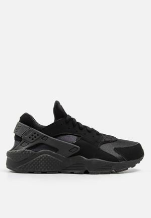 Nike Air Huarache Run Sneakers Black / Black