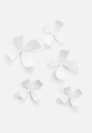 Umbra Wallflower Set Of 25 Accessories