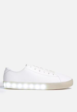 My Pop Shoes Low Pop Sneakers White