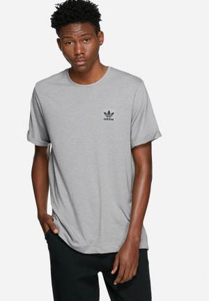 Adidas Originals Street Modern Tee T-Shirts Grey