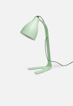 Present Time Table Lamp Lighting Mint