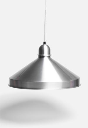 Illumina Loft Pendant Lighting Aluminium