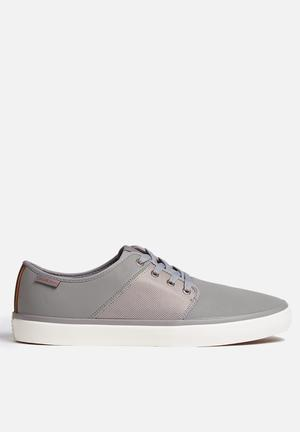 Jack & Jones Footwear & Accessories Turbo Sneaker Grey