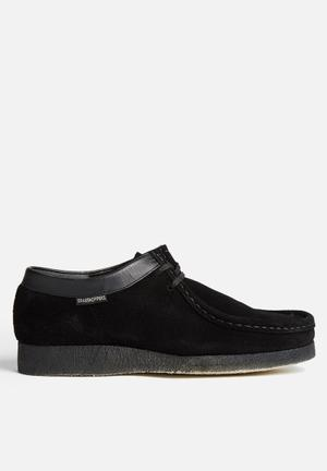 Grasshoppers Moccasin Slip-ons And Loafers Black