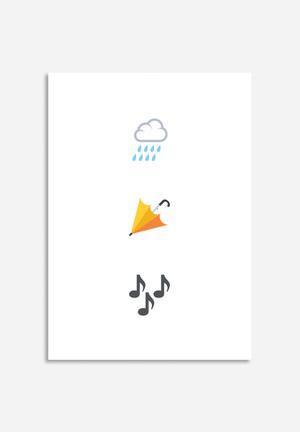 Sixth Floor Singing In The Rain Art