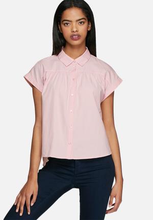 Vero Moda Tikka Shirt Pink