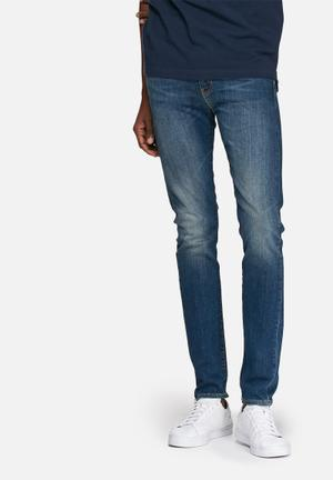 Levi's® 519 Extreme Skinny Fit Jeans Blue