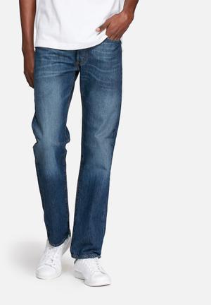 Levi's® 501 Levis Original Jeans Blue Stonewash
