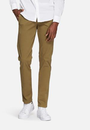 Selected Homme Luca Slim Chino Camel