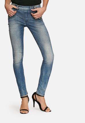 G-Star RAW Lynn Skinny Jeans Blue