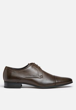 Gino Paoli  Derby Formal Brown