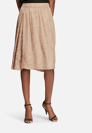 VILA Maralin Skirt Peach