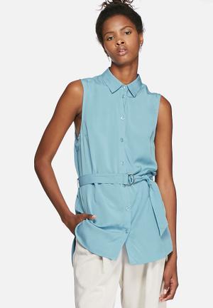 ADPT. Nano Shirt Blue