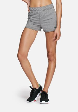 ONLY Play Delaney Sweat Shorts Bottoms Grey