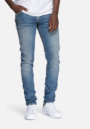 Jack & Jones Jeans Intelligence Glen Felix Slim Jeans Blue