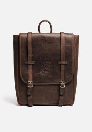 Freedom Of Movement The Ted Backpack Bags & Wallets Brown