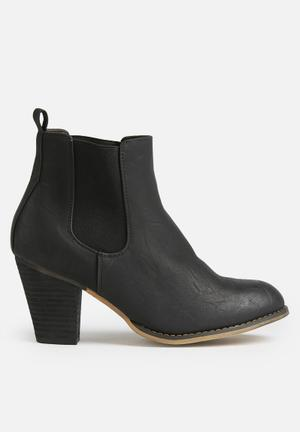 Therapy Alamo Boots Black