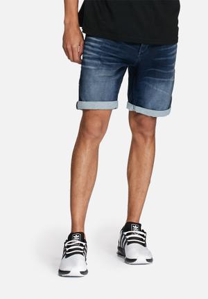 Jack & Jones Originals Rick Shorts Blue