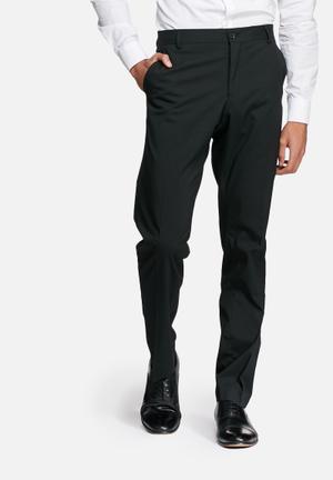 Selected Homme Logan Slim Trouser Pants Black
